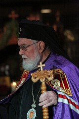 The Most Reverend NATHANIEL (Popp), Archbishop of Detroit and ROEA